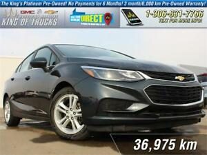 2017 Chevrolet Cruze LT One Owner   Turbo   PST Paid