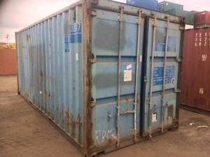 CHEAP SHIPPING CONTAINERS - FOR SALE - BRISBANE Brisbane City Brisbane North West Preview