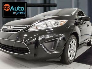 2012 Ford Fiesta SE with heated seats! Bold, comfortable, and it