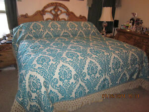 Bedspread Pure Wool King Size