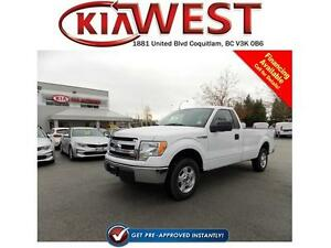 2014 Ford F150 XLT Regular Cab
