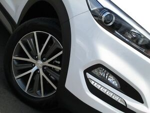 2016 Hyundai Tucson TL MY17 Active X 2WD White 6 Speed Sports Automatic Wagon Kings Park Blacktown Area Preview