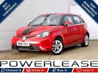 2016 16 MG 3 1.5 3 FORM SPORT VTI-TECH 5D 106 BHP