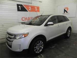 2013 Ford Edge Limited AWD, Navigation, Bancs en cuir