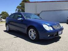 2002 Mercedes-Benz C180 Coupe Automatic** Kenwick Gosnells Area Preview