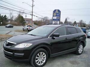 ALL WHEEL DRIVE! 2008 Mazda CX-9 GS - 7 PASSENGER !!!