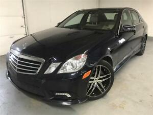 2011 Mercedes-Benz E 350|NAV|PANO|CAM|LANE ASSIST|NO ACCIDENTS