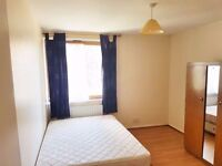 Double room to rent with all bills and WI-FI included 4 mins walking to Overground Station in zone 2