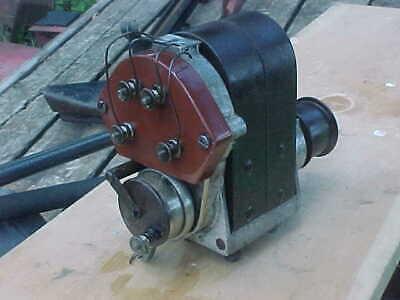 Bosch Du4 Magneto Automobile Motorcycle Hit Miss Gas Engine Tractor Rumley Brass