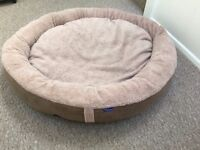 Large luxury dog bed by Wolfy for sale