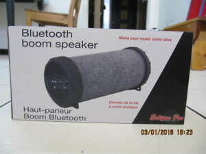 Classic Eclipse Pro Model FS-1000 Blue Tooth Boom Speaker New !!