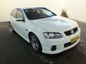 2013 Holden Commodore VE II MY12 SS White 6 Speed Automatic Sedan Clemton Park Canterbury Area Preview