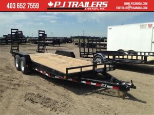 20' Equipment Trailer 14000GVWR  FINANCE $149/mo