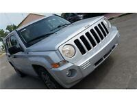 2008 Jeep Patriot Limited, SAFETIED! ONLY $6495!