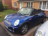 2006 Mini One Convertible