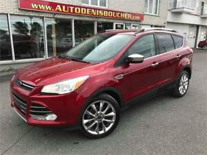 2016 Ford Escape SE AWD Full Équipe !!