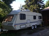 1991 24 ft Award Trailer For Sale