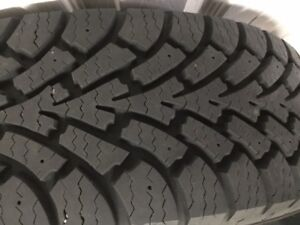 Winter Tires - Almost Brand New!