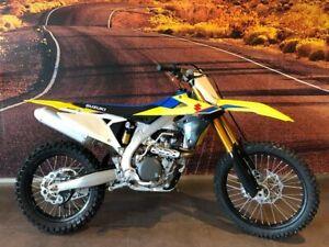 2019 Suzuki RM-Z450 Off Road Bike 449cc