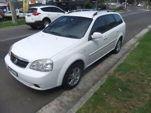 2006 Holden Viva Wagon IN A1 CONDITION INSIDE AND OUT. Gwynneville Wollongong Area Preview