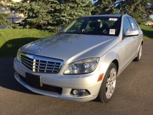 2008 MERCEDES-BENZ 4MATIC |LOW KMS 107K |ACCIDENT FREE | LEATHER