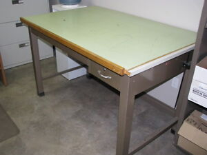 """Drafting Table-Hamilton-60"""" Wide-EXCEPTIONAL VALUE!!!"""