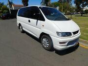 1999 Mitsubishi Starwagon WA GLX White 4 Speed Automatic Wagon Somerton Park Holdfast Bay Preview