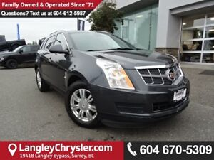 2010 Cadillac SRX Luxury and Performance Collection *ACCIDENT...