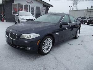 2011 BMW 5 Series 535i xDrive AWD|NOACCIDENTS|LANEASSIST|NAV|TEC