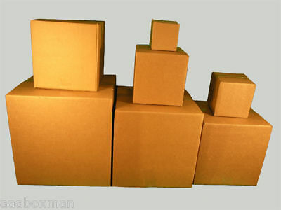 4 X 4 X 4 Heavy Duty Boxes Shipping Storage 25 Aaaboxman Free Shipping