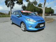 2010 Ford Fiesta WS Zetec Blue 5 Speed Manual Hatchback Prospect Prospect Area Preview