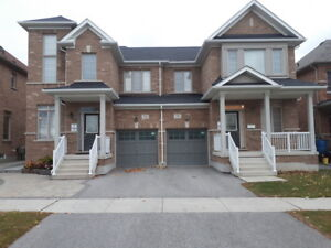 Large semi detached home in Markham Ontario