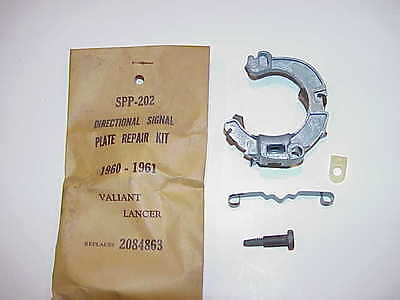 1960 1961 NOS MoPar TURN SIGNAL REPAIR PKG Plymouth Valiant Dodge Lancer