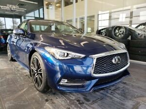 2019 Infiniti Q60 LUXE W/ PROACTIVE PACKAGE