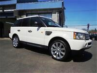 2008 Land Rover Range Rover Sport Supercharged+NAVIGATION