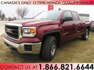 2015 GMC Sierra 1500 EXTENDED CAB 4x4 | 1 OWNER | LOW KM'S