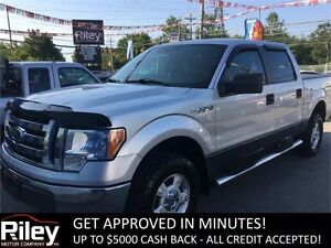 2012 Ford F-150 XLT STARTING AT $211.68 BI-WEEKLY