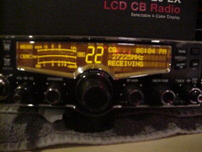 Cb radio cobra 29 ltd classic American flag edition with Echo
