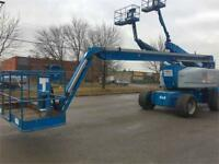 2007 // Genie Z80/60 // Articulated Boom Lift - Used City of Toronto Toronto (GTA) Preview