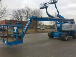 2007 // Genie Z80/60 // Articulated Boom Lift - Used