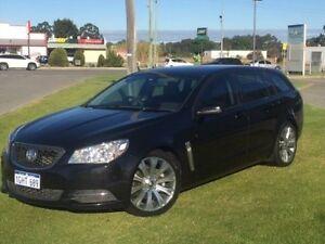 2013 Holden Commodore VF Evoke Black 6 Speed Automatic Sportswagon Maddington Gosnells Area Preview