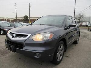 2007 Acura RDX Technology Pkg ACCIDENT FREE NAVI CAMERA