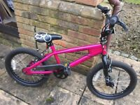 Avigo Circle Girls BMX Bike
