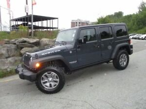 2017 Jeep WRANGLER RUBICON UNLIMITED (ONLY 12000 KMS! 4X4, 3.6L