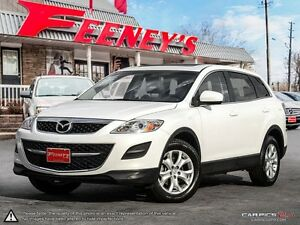 2011 Mazda CX-9 AWD LEATHER SUNROOF 7 PASSENGER