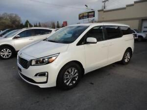 KIA Sedona LX 2019 LX-8Pass-Navi-Camera-Capteur-BT usage a vendr