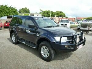 2012 Mitsubishi Challenger PB (KH) MY12 LS Blue Semi Auto Wagon Rosslea Townsville City Preview