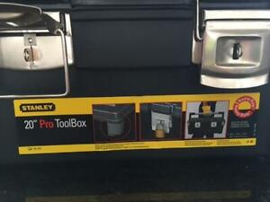 Stanley Pro Toolbox, tools and M-Pact Gloves