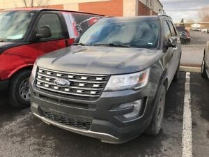 2016 Ford Explorer Limited 4X4 TOIT+CUIR+HITCH