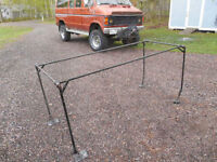 ATV Canoe/Boat Carrier Rack Complete with Mounting Hardware.